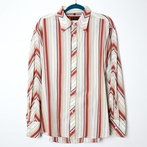 Ben Sherman | Striped Button Up Casual Shirt